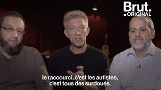 """VIDEO. """"Le raccourci, c'est les autistes, c'est tous des surdoués"""" : Vincent Cassel revient sur son rôle dans Hors Normes (BRUT)"""