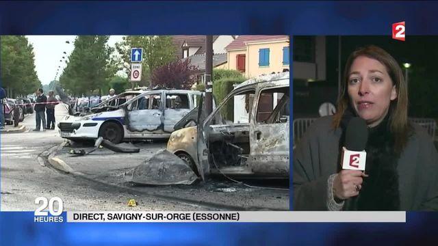 """Agression dans l'Essonne : la santé des policiers blessés """"plutôt rassurante"""""""