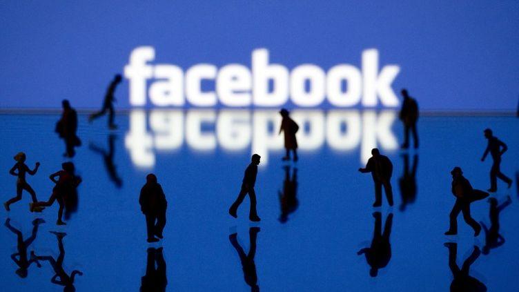 Le réseau social propose de supprimer la consultation de ses usagers en cas de modification des conditions d'utilisation. (JOEL SAGET / AFP)