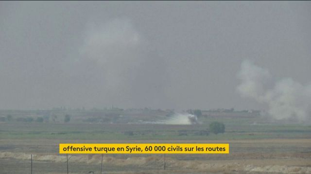 Offensive turque en Syrie : Paris s'oppose et demande une réunion de la coalition