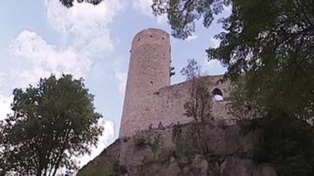 Journées du patrimoine : le château d'Andlau cherche des mécènes