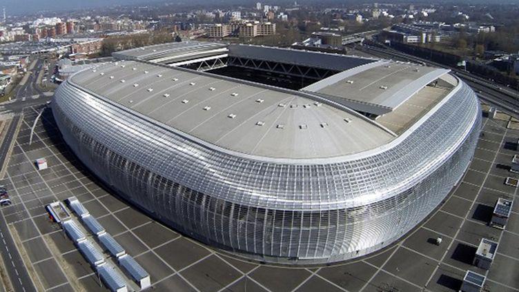 Le Grand Stade de Lille (PHILIPPE HUGUEN / AFP)