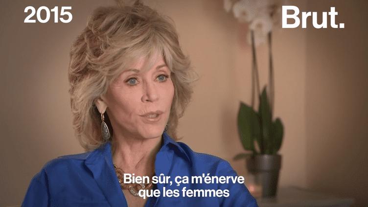 VIDEO. Jane Fonda : retour sur 50 ans de carrière engagée (BRUT)