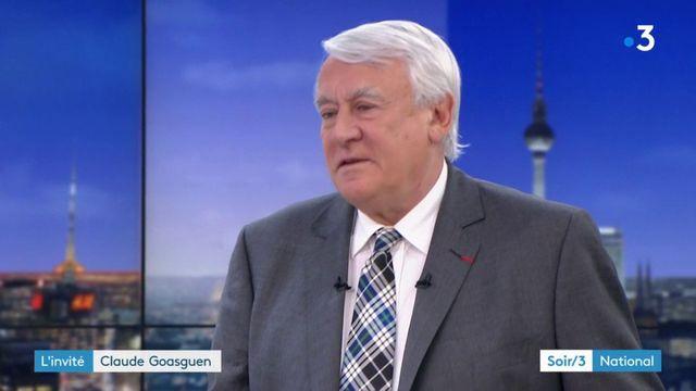 """Claude Goasguen : """"Je crois que la droite aurait dû faire cette réforme"""""""