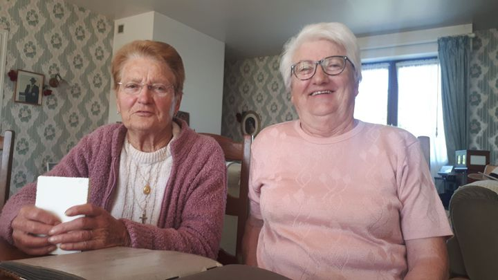 Les deux soeurs ont aujourd'hui 85 et 86 ans. (FARIDA NOUAR / RADIO FRANCE)