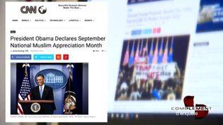 """Les """"fake news"""" ont-elles contribué à faire élire Trump ? Extrait de """"Complément d'enquête"""" (FRANCE 2 / FRANCETV INFO)"""
