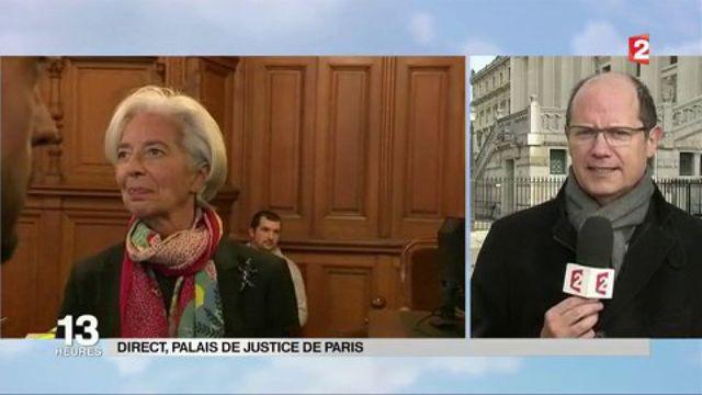 Procès de Christine Lagarde : la fin d'une épreuve pour la patronne du FMI