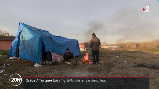 Turquie : à la frontière grecque, le malheur des migrants