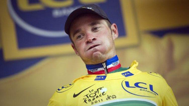 Le Français a sauvé son maillot jaune avec panache