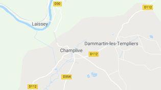 Un thérapeute réputé installé à Dammartin-les-Templiers(Doubs)a été condamné pour les viols de 12 patientes à 7 ans de prison et interdiction définitive d'exercer une profession de soins. (GOOGLE MAPS)