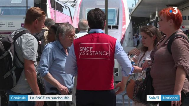 SNCF : Le trafic fortement perturbé ce week-end