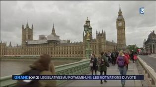 Les Londoniens sont marqués par les attentats. (FRANCE 3)