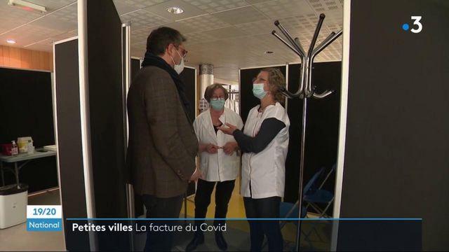 Covid-19 : la crise sanitaire pèse lourd dans le budget des petites communes