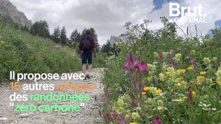 VIDEO. Une randonnée zéro carbone et dépaysante, c'est possible (BRUT)