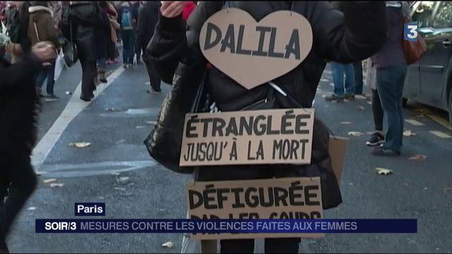 Violences faites aux femmes : Emmanuel Macron dévoile son plan