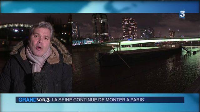 Inondations : plusieurs régions de France sous les eaux