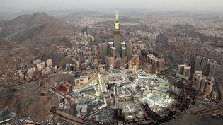 La Grande Mosquée de La Mecque, en Arabie saoudite, le 3 juin 2018. (BANDAR AL-DANDANI / AFP)
