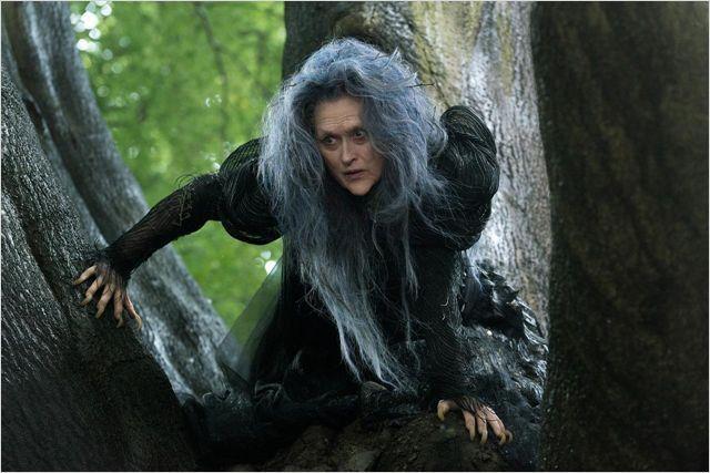 "Meryl Streep dans ""Into the Woods, Promenons-nous dans les bois"" de Rob Marshall  (The Walt Disney Company France )"