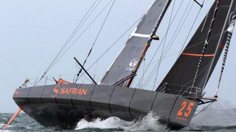 le voilier Safran
