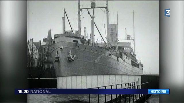 Histoire : le débarquement de 1917 fête ses 100 ans