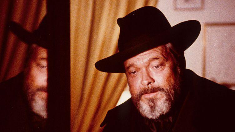 """Orson Welles dans """"Vérités et Mensonges"""" (""""F for Fake""""), le dernier long métrage qu'il ait achevé, sorti en France en 1975  (Ronald Grant / Mary Evans / Sipa)"""
