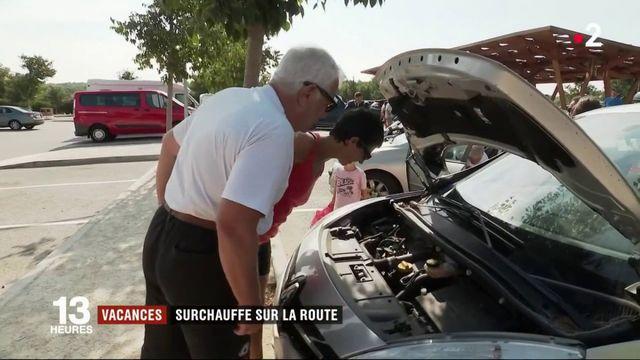 Vacances : contrôler sa voiture avant de partir