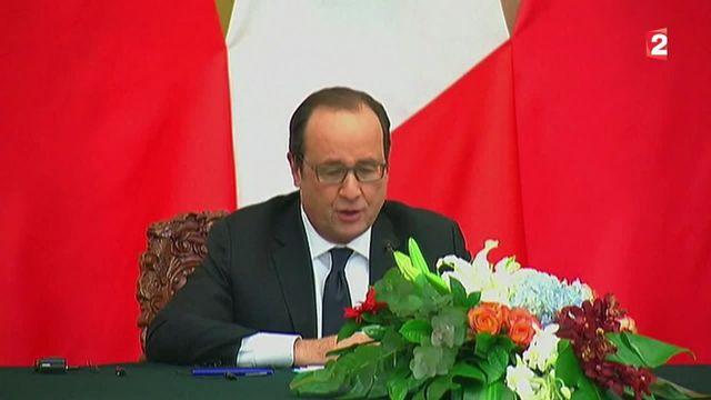 COP21 : accord entre Paris et Pékin
