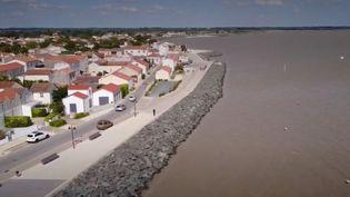 Charente-Maritime : comment les municipalités se protègent contre les intempéries ? (CAPTURE D'ÉCRAN FRANCE 3)