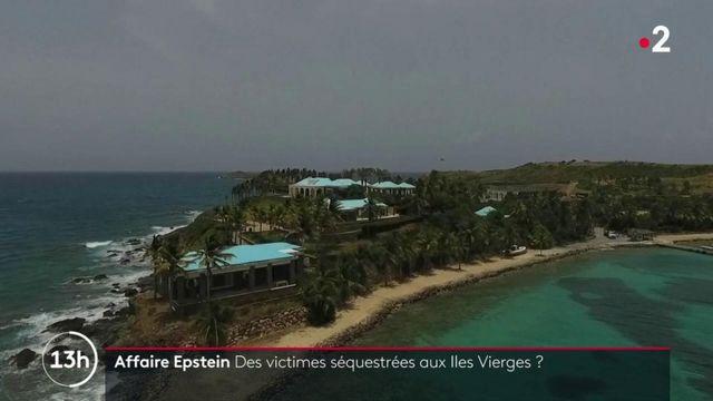Affaire Epstein : de nouvelles accusations d'agressions sexuelles dans les Îles Vierges