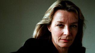 Christina Forsne en 1997, chez elle à Göteborg  (Claesson / Kamera Reportage / SIPA)