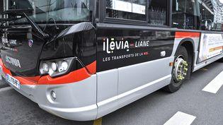 Ilévia, le réseau de transports de la MEL (Métropole européenne de Lille). (SEBASTIEN JARRY / MAXPPP)