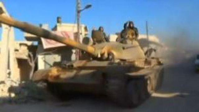 Offensive de l'armée syrienne : les rebelles d'Alep sont menacés d'être assiégés