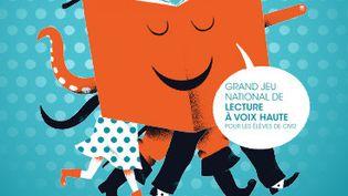 Grand jeu national de la lecture à voix haute (Les petits champions de la lecture / Thomas Bass)