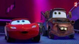Cars 2 crève l'écran  (Culturebox)