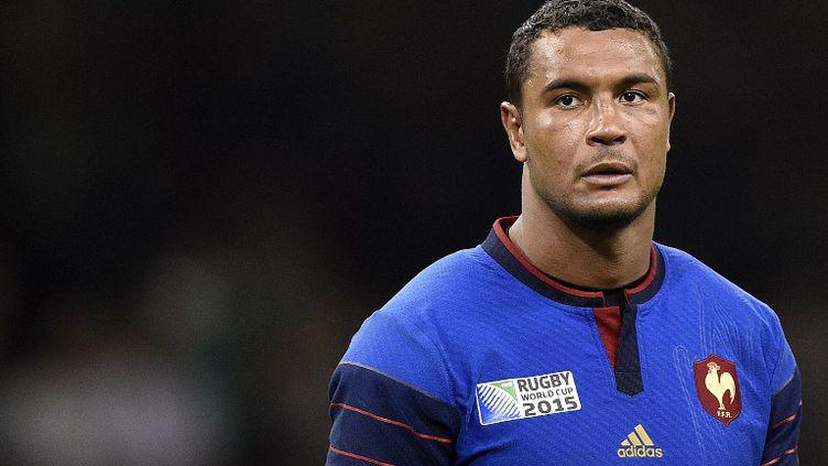 L'ex capitaine du XV de France, Thierry Dusautoir (FRANCK FIFE / AFP)