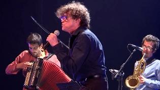 Le chanteur Eric Lareine fait partie des artistes de cette Nuit Nougaro  (France 3 Culturebox)
