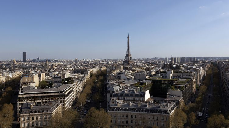 Depuis les attentats de Paris, la ville de Paris est réticente aux tournages de certaines scènes d'action, susceptibles d'être prises pour des attaques. (HAUSER PATRICE / HEMIS.FR / AFP )