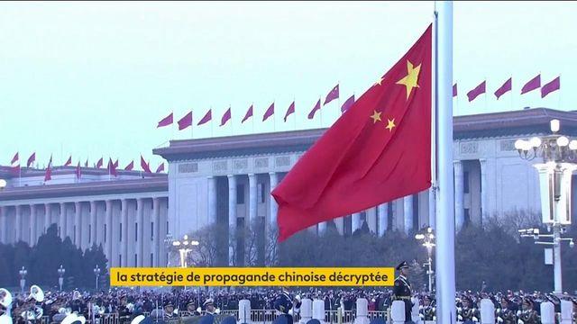 Chine : comment le régime cherche-t-il à imposer sa propagande ?