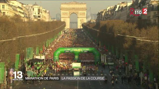 Paris : un marathon couru sous haute sécurité