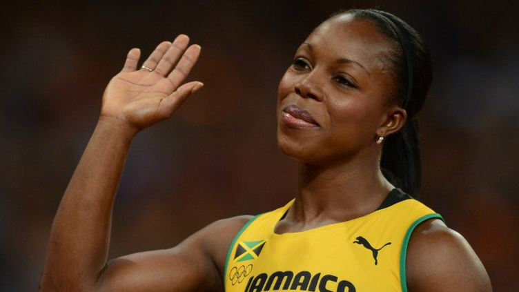 Veronica Campbell-Brown.