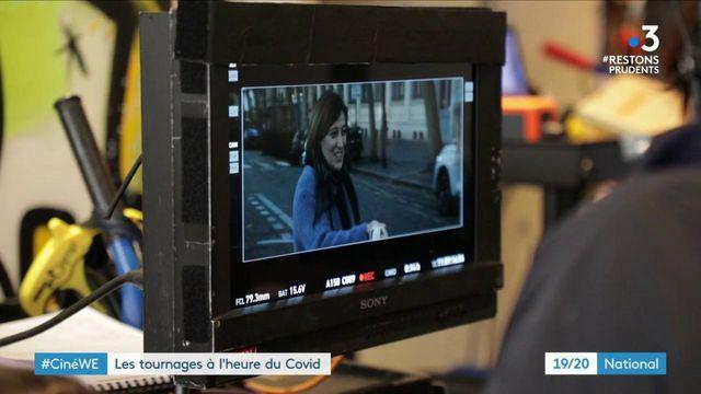 Cinéma : les tournages à l'heure du confinement