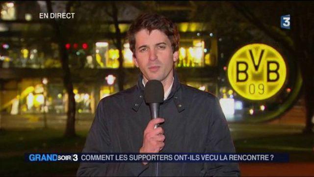 Ligue des Champions : Monaco s'offre Dortmund dans une ambiance très particulière