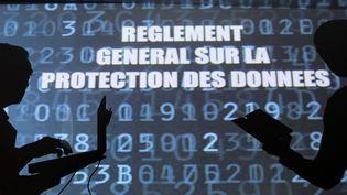 Le RGPD, Réglement général sur la protection des données. (MAXPPP)