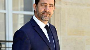 Le ministre de l'Intérieur, Christophe Castaner, à Paris, le 3 juillet 2019. (MUSTAFA YALCIN / ANADOLU AGENCY / AFP)