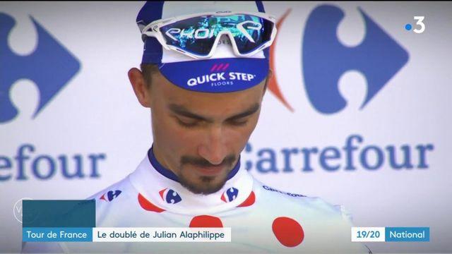 Tour de France : le doublé de Julian Alaphilippe