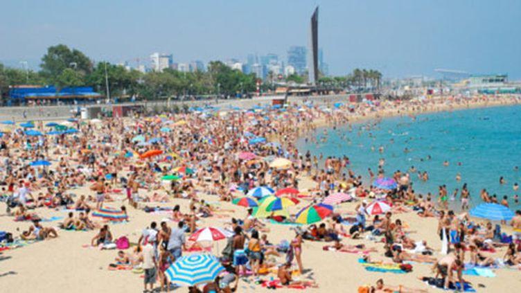 Une plage de Barcelone (Getty Images / Lee Christensen)