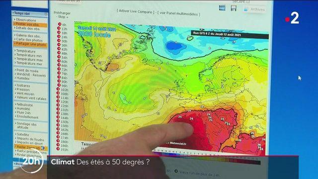 Climat : des vagues de chaleur plus intenses et plus fréquentes au fil des années