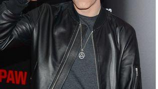Le rappeur Eminem, le 20 juillet 2015 à New York (Etats-Unis). (EVAN AGOSTINI/AP/SIPA / AP)