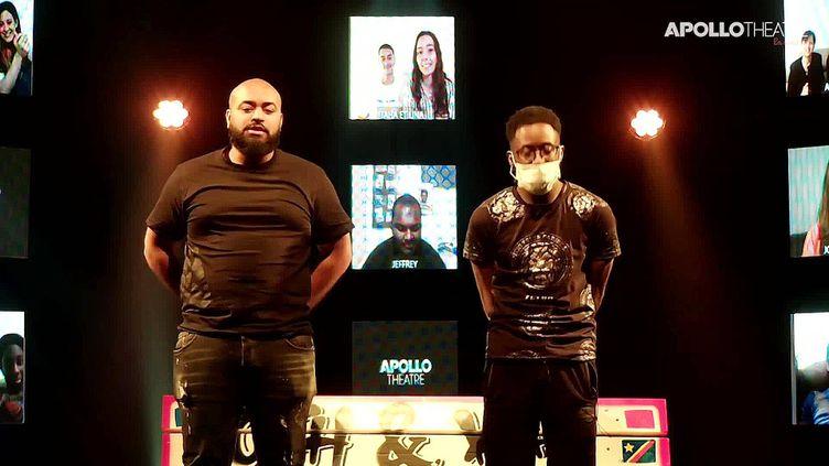 Le spectacledu duo comiqueOth et Kal en streaming depuis le site de l'Apollo Théâtre (Apollo Théâtre)