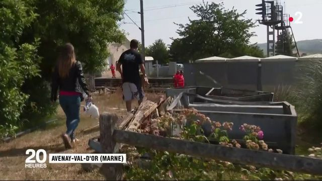 Accident dans la Marne : une conductrice dit avoir constaté  un dysfonctionnement du passage à niveau
